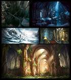 Portada oficial de Anima: Gate of Memories para Wii U