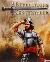 Portada oficial de Conquistadores del Nuevo Mundo para PC