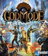 Portada oficial de God Mode PSN para PS3