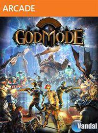 Portada oficial de God Mode XBLA para Xbox 360