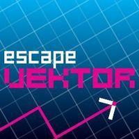 Portada oficial de escapeVektor eShop para Nintendo 3DS