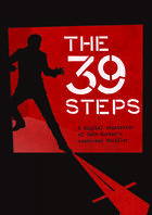 Portada oficial de The 39 Steps para PC