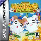 Portada oficial de Hamtaro: Ham-Ham Heartbreak para Game Boy Advance