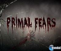 Portada oficial de Primal Fears para PC