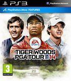 Portada oficial de Tiger Woods PGA Tour 14 para PS3