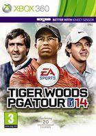 Portada oficial de Tiger Woods PGA Tour 14 para Xbox 360