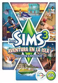 Portada oficial de Los Sims 3 Aventura en la isla para PC