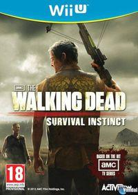 Portada oficial de The Walking Dead: Survival Instinct  para Wii U