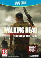 Portada oficial de The Walking Dead: Survival Instinct  para Wii U