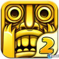 Portada oficial de Temple Run 2 para iPhone