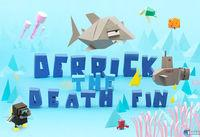 Portada oficial de Derrick the Deathfin para PC