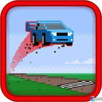 Portada oficial de Cubed Rally Redline para iPhone