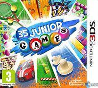 Portada oficial de 35 Junior Games eShop para Nintendo 3DS