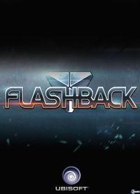 Portada oficial de Flashback XBLA para Xbox 360