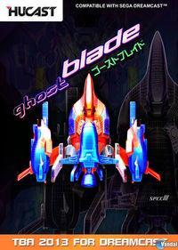 Portada oficial de Ghost Blade para Dreamcast