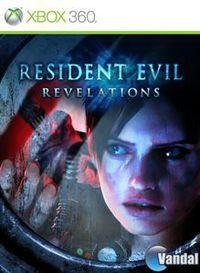 Portada oficial de Resident Evil Revelations para Xbox 360