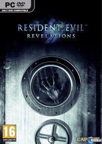 Portada oficial de Resident Evil Revelations para PC