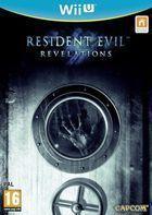 Portada oficial de Resident Evil Revelations para Wii U
