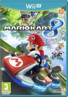 Portada oficial de Mario Kart 8 para Wii U