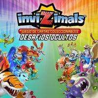 Portada oficial de Invizimals: Desafíos Ocultos PSN para PSVITA