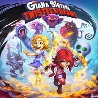 Portada oficial de Giana Sisters: Twisted Dreams PSN para PS3