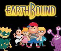 Portada oficial de Earthbound CV para Wii U