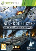 Portada oficial de Air Conflicts: Pacific Carriers para Xbox 360