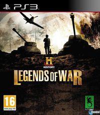Portada oficial de History Legends of War para PS3