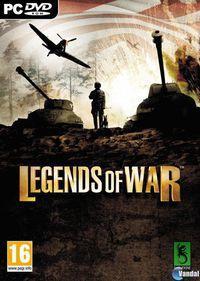Portada oficial de History Legends of War para PC