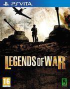 Portada oficial de History Legends of War para PSVITA