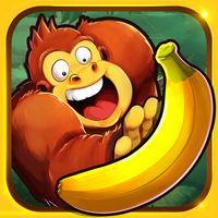 Portada oficial de Banana Kong para iPhone