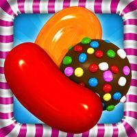 Portada oficial de Candy Crush Saga para iPhone