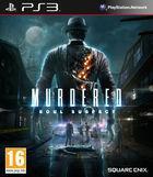 Portada oficial de Murdered: Soul Suspect para PS3