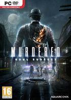Portada oficial de Murdered: Soul Suspect para PC