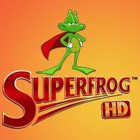 Portada oficial de Superfrog HD PSN para PSVITA