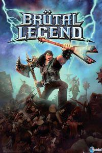 Portada oficial de Brütal Legend para PC