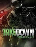 Portada oficial de Takedown: Red Sabre para PC