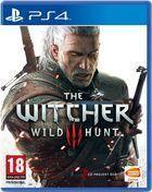 Portada oficial de The Witcher 3: Wild Hunt para PS4