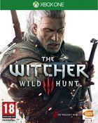 Portada oficial de The Witcher 3: Wild Hunt para Xbox One