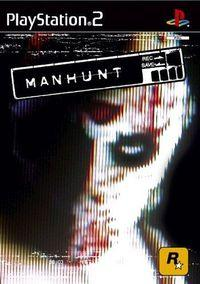 Portada oficial de Manhunt para PS2