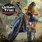 Portada oficial de Urban Trial Freestyle PSN para PS3