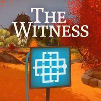 Portada oficial de The Witness para PS4