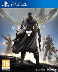 Portada oficial de Destiny para PS4