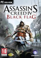 Portada oficial de Assassin's Creed IV: Black Flag para PC