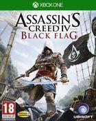 Portada oficial de Assassin's Creed IV: Black Flag para Xbox One