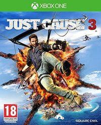 Portada oficial de Just Cause 3 para Xbox One