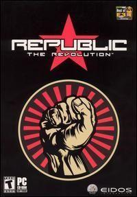 Portada oficial de Republic: The Revolution para PC