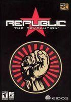 Portada oficial de Republic: The Revolution para PC