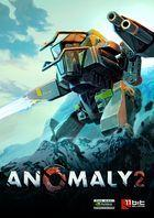 Portada oficial de Anomaly 2 para PC
