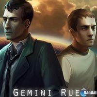 Portada oficial de Gemini Rue para iPhone